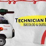 Technician Driver