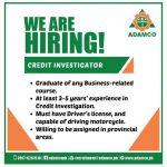 Credit Investigator