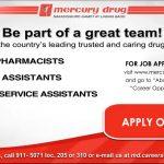 Mercury Drug Corporation