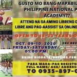 Free PNPA Orientation and FREE Online Registration