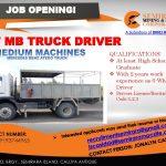 MB Truck Drivers