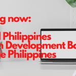 PSA (Philippine Statistics Authority), Total Philippines, Asian Development Bank, Nestle Philippines Hiring