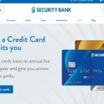 Security Bank Nationwide Hiring