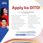 DITO Philippines Hiring
