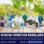Powerclean Solutions Looking for Active Resellers -Surigao City