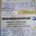 Hiring Domestic Service Workers for UAE, Saudi, Kuwait, Qatar and Bahrain
